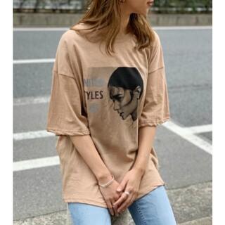 トゥデイフル(TODAYFUL)のVia j プリントTee キャナルジーン(Tシャツ(半袖/袖なし))