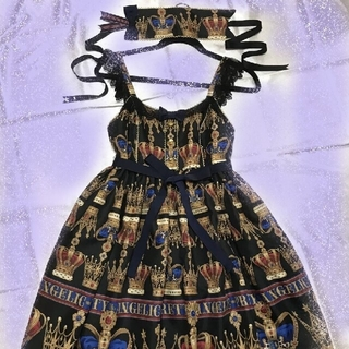 Angelic Pretty - British crown 限定 スペシャルセット