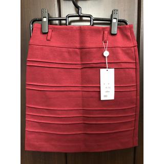サリア(salire)のsalire スカート 未使用品(ミニスカート)