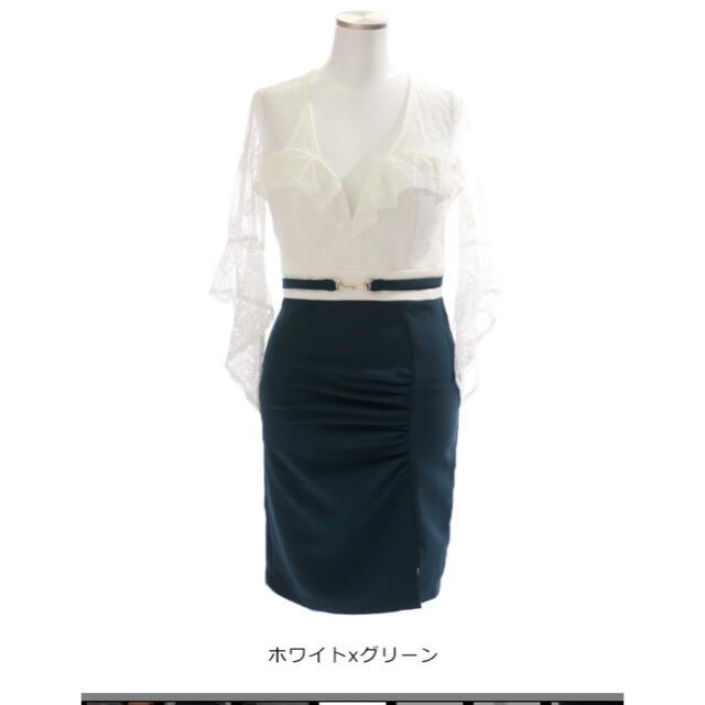 JEWELS(ジュエルズ)のジュエルズ キャバドレス 新品未使用 ワンピース レディースのフォーマル/ドレス(ミニドレス)の商品写真