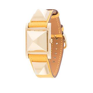 Hermes - HERMES プレオウンド メドール 腕時計