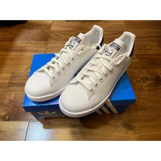 adidas - 新品 アディダス スタンスミス ヴィーガン ホワイト/ネイビー 24.0cm