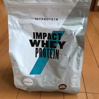 マイプロテイン(MYPROTEIN)のマイプロテイン  ホエイプロテイン ナチュラルチョコレート 1kg(プロテイン)