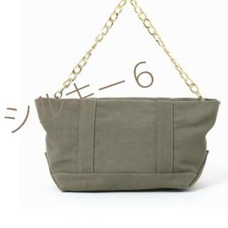 アパルトモンドゥーズィエムクラス(L'Appartement DEUXIEME CLASSE)のGOOD GRIEF/グッドグリーフCanvas Cluch Bag Lサイズ(クラッチバッグ)