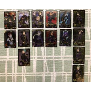 ディズニー(Disney)のツイステ メタルカードコレクション2(カード)