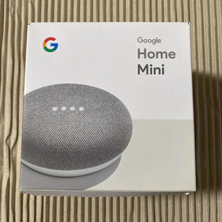 グーグル(Google)のグーグルホームミニ(PC周辺機器)