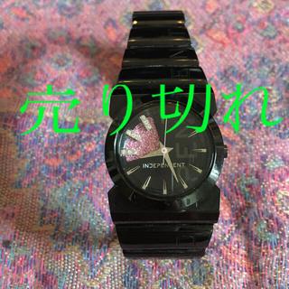 インディペンデント(INDEPENDENT)のINDEPENDENT 腕時計(腕時計)