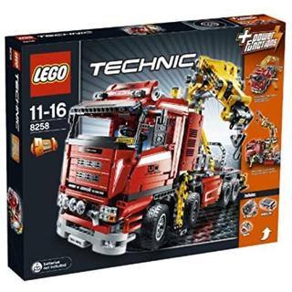 レゴ(Lego)のレゴ (LEGO) テクニック クレーン・トラック 8258(その他)