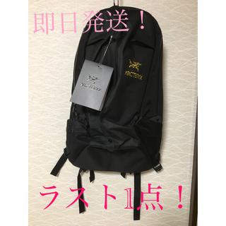 ARC'TERYX - 【新品未使用】アークテリクス アロー22 ブラック