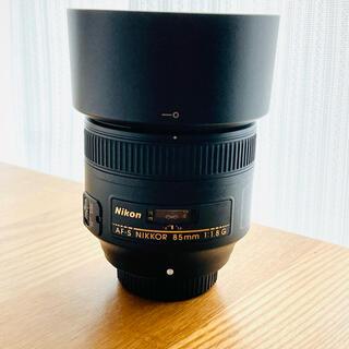 Nikon - Nikon AF-S 85mm f1.8G
