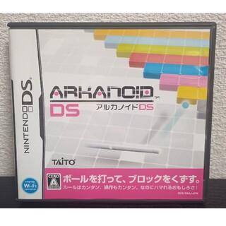 ニンテンドーDS(ニンテンドーDS)のアルカノイドDS (タイトー/ニンテンドーDSソフト)(携帯用ゲームソフト)