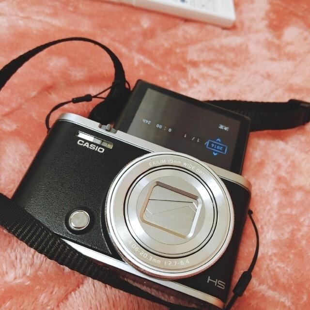 CASIO(カシオ)のCASIO EX-ZR4000 スマホ/家電/カメラのカメラ(コンパクトデジタルカメラ)の商品写真