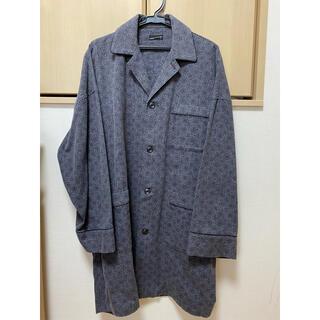LAD MUSICIAN - lad musician 17aw long pajamas shirt