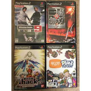 プレイステーション2(PlayStation2)のPS2 ゲームソフト4本セット まとめ 1(家庭用ゲームソフト)
