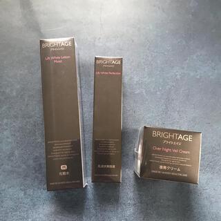 第一三共ヘルスケア - ブライトエイジ 化粧水 リフトホワイト 3点セット
