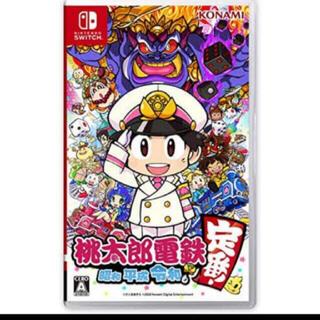 ニンテンドウ(任天堂)の桃太郎電鉄 Switch ソフト(家庭用ゲームソフト)