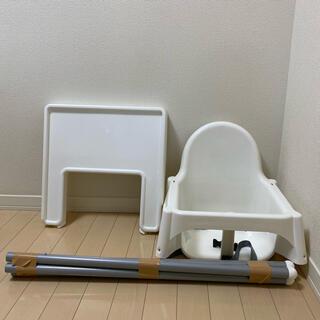 イケア(IKEA)のIKEA ベビーチェア (ホワイト)(その他)