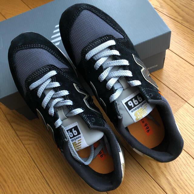 New Balance(ニューバランス)の新品 ニューバランス CM996 ブラック 25 レディースの靴/シューズ(スニーカー)の商品写真