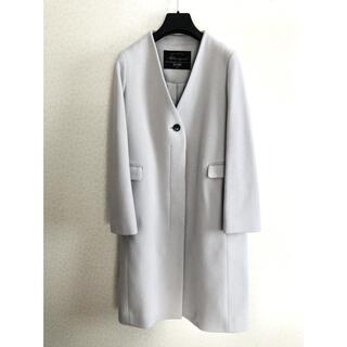 IENA - 【美品】SLOBE IENAロングジャケットコート