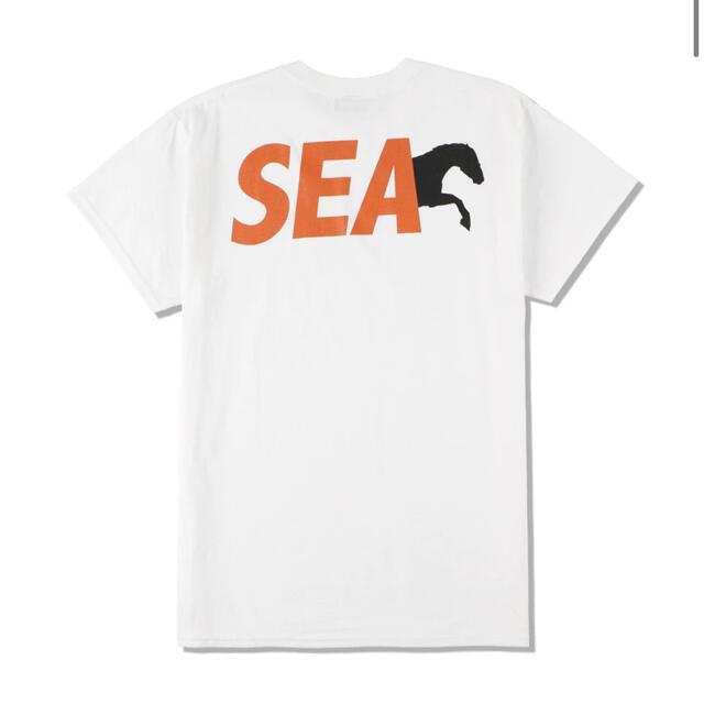 Supreme(シュプリーム)のNASU FARM VILLAGE × Wind And Sea HORSES  メンズのトップス(Tシャツ/カットソー(半袖/袖なし))の商品写真