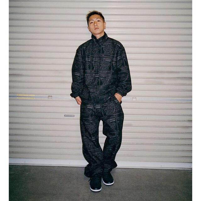 Supreme(シュプリーム)のWasted Youth x Black Eye Patch セットアップ メンズのジャケット/アウター(ブルゾン)の商品写真