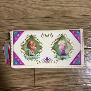 ディズニー(Disney)のアナと雪の女王 スマートフォンケース(スマホケース)