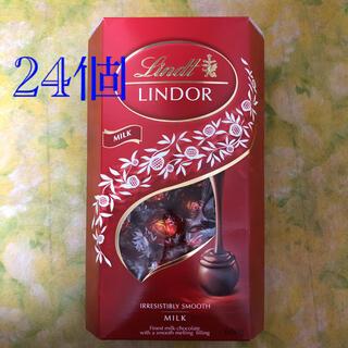 Lindt - ⭐️コストコ   リンツリンドールチョコレートミルク24個