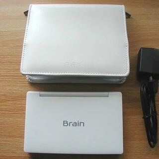 ■SHARP 電子辞書 Brain PW-SH2 ケース付き 送料無料■
