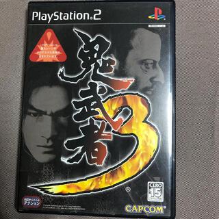 プレイステーション2(PlayStation2)の鬼武者 3 PS2(家庭用ゲームソフト)