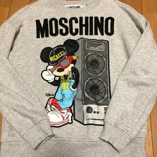 モスキーノ(MOSCHINO)のMOSCHINO×H&M(トレーナー/スウェット)