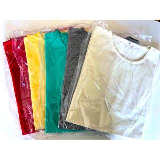 ビームス(BEAMS)の未使用、新品、無地、長袖、七分丈、綿100のシャツ(Tシャツ/カットソー(七分/長袖))