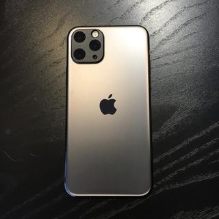 iPhone - iPhone11 Pro 64GB スペースグレイ Apple care付き