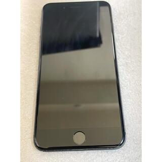 iPhone - iPhone7 plus 128gb ジェットブラック SIMフリー