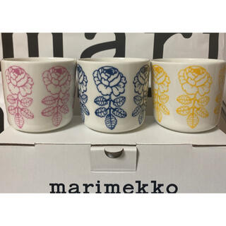 marimekko - マリメッコラテマグ ヴィヒキルース 廃盤 3色  新品未使用