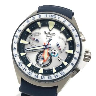 セイコー(SEIKO)のセイコー SBED005/8X53-0AL0-2 オーシャンクルーザー 腕時計(腕時計(アナログ))