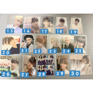 SEVENTEEN - ジョンハン トレカ ② セブチ アルバム