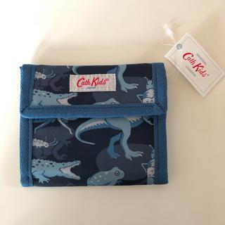 新品 キャスキッドソン 恐竜折り財布(財布)