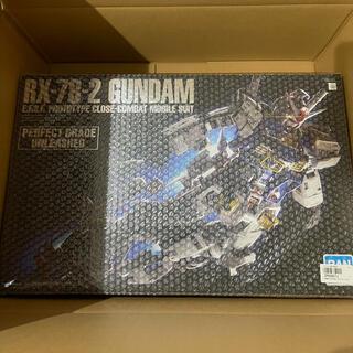 バンダイ(BANDAI)のPG UNLEASHED RX-78-2 1/60 ガンダム【新品送料込】(プラモデル)