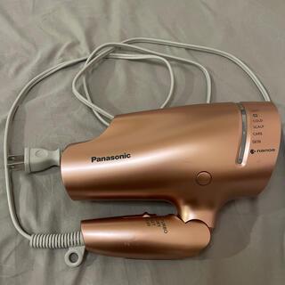 Panasonic - Panasonic ヘアドライヤー ナノケア EH-NA9A ピンク