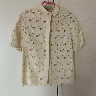 ステラマッカートニー(Stella McCartney)のステラマッカートニー(シャツ/ブラウス(半袖/袖なし))