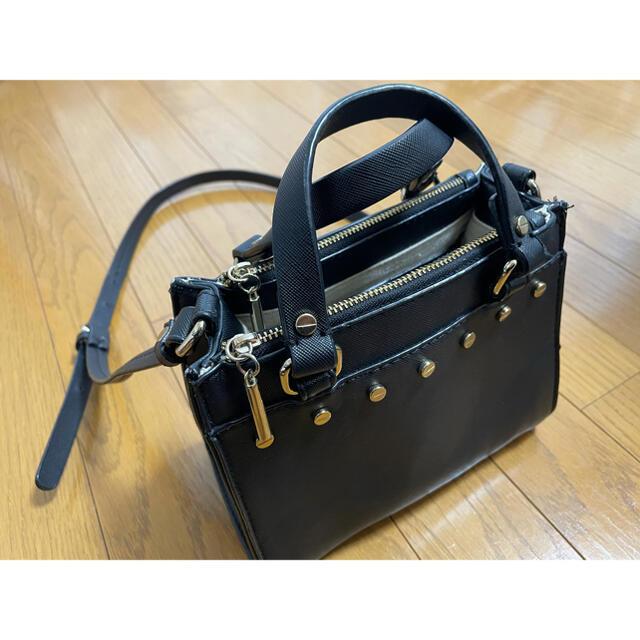 ZARA(ザラ)のZARA ハンドバッグ ショルダーバッグ レディースのバッグ(ショルダーバッグ)の商品写真