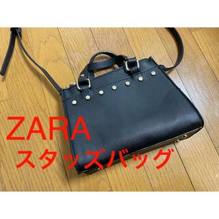 ザラ(ZARA)のZARA ハンドバッグ ショルダーバッグ(ショルダーバッグ)