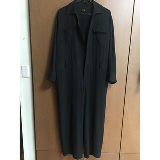 Yohji Yamamoto - Y's yohjiyamamoto ウールギャバジャンプスーツ