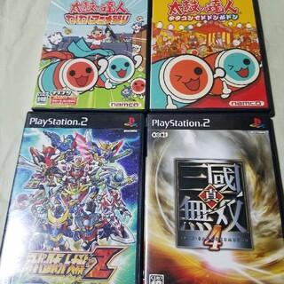 プレイステーション2(PlayStation2)のPS2    太鼓の達人など(家庭用ゲームソフト)
