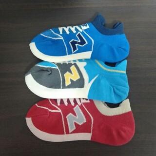 New Balance - 10☆ニューバランス スニーカーソックス