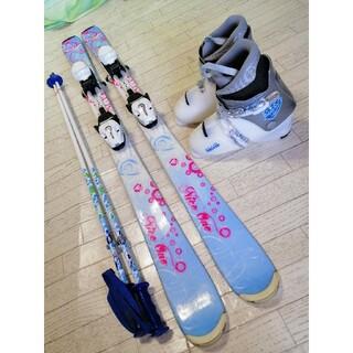 ヘッド(HEAD)のあちこ様◆HEADジュニアカービングスキー◆靴23cmセット(板)