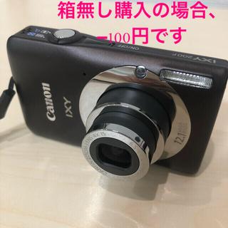 Canon - Canon IXY 200F BW