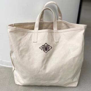 アパルトモンドゥーズィエムクラス(L'Appartement DEUXIEME CLASSE)の新品☆L'Appartement AMERICANA AME Tote Bag(トートバッグ)