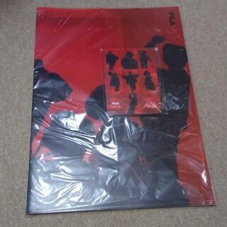 防弾少年団(BTS) - 非売品 限定品 BTS × FILA ノベルティ ポスター & ポストカード