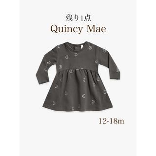 コドモビームス(こども ビームス)の残り1点 セール quincy mae  クインシーメイ ワンピース ドレス(ワンピース)